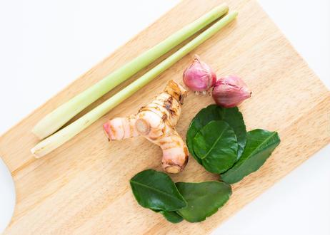 「グリーンカレー」食材にのせるだけでグリーンカレーになるバター(発送目安:注文から3ヶ月〜6ヶ月)