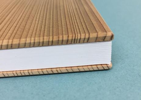 【吉野杉】自分でつくる木の御朱印帳キット