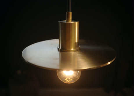  Flat shade pendant light  DWL_044