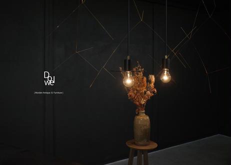  Flat shade pendant light  DWL_037
