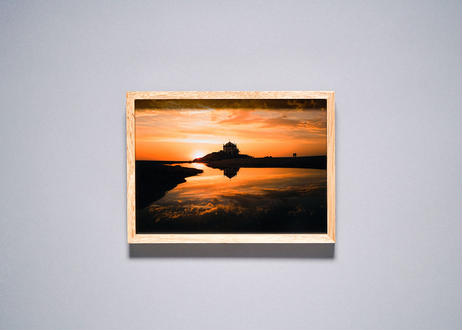 Framed photo by Tabi suru Suzuki No.01 - Porto, Portugal 旅する鈴木 写真作品(S)