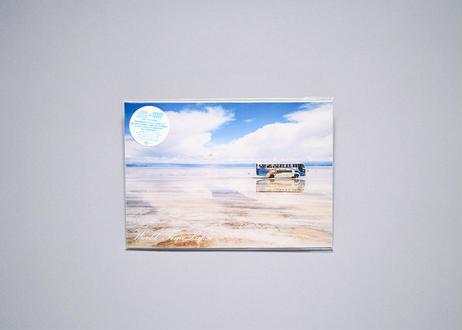 Tabi suru Suzuki 旅する鈴木「World Time Lapse」CD+DVD