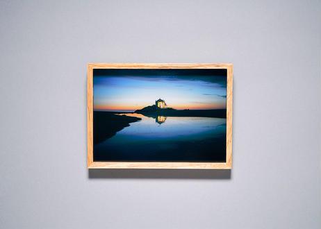 Framed photo by Tabi suru Suzuki No.02 - Porto, Portugal 旅する鈴木 写真作品(S)
