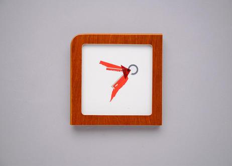 "Framed collage art work by Takaharu Shimizu, 清水貴栄コラージュ作品 ""プ """