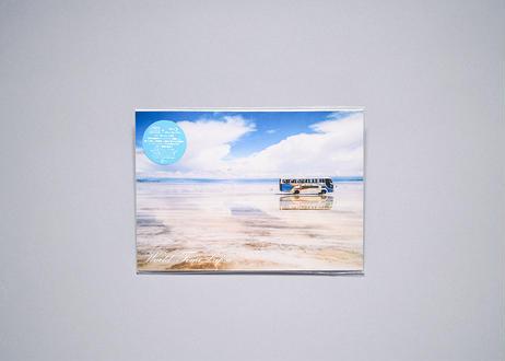 Tabi suru Suzuki 旅する鈴木「World Time Lapse」CD+Blu-ray