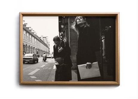 "Photo w/ frame ""Juliet's life / ジュリエットの人生"" by Seiichi Hishikawa"