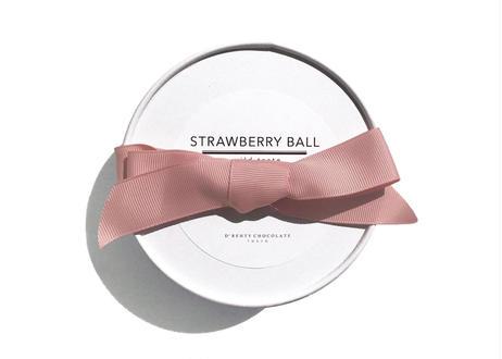ストロベリーボール(3packet)