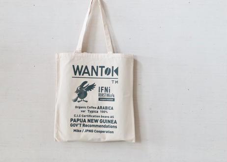 EVCON × IFNi ROASTING&CO / WANTOK Tote Bag