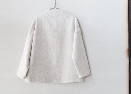 tumugu / ビッグヘリンボーンジャケット