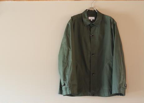 MANUAL ALPHABET / ツイルシャツジャケット