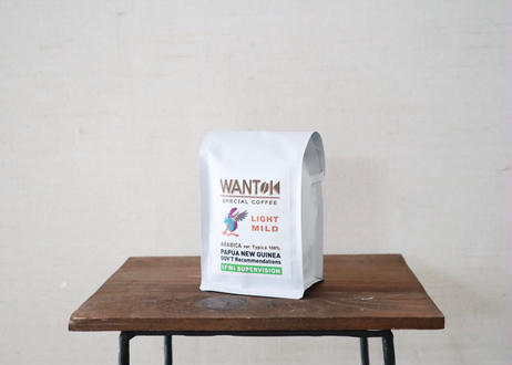 IFNi ROASTING&CO. / WANTOK COFFEE BEANS (180g)