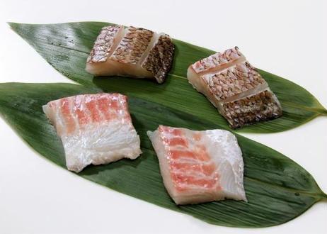 瀬戸内の天然真鯛☆調理しやすい切り身加工品♪