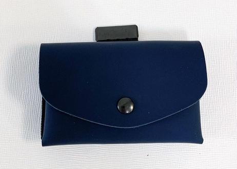 enrich everyday × com-ono Everyday TINY Wallet/NAVY × BLUE × BLACK(ネイビー × ブルー × ブラックパーツ)