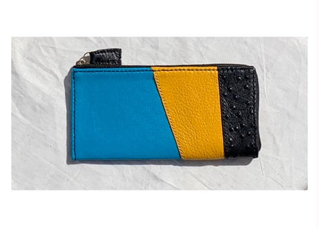 "Semi-custom made item ""very thin wallet"""