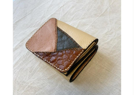 "Semi-custom made item ""mini wallet"""