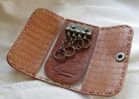 """Semi-custom made item """"key case"""""""