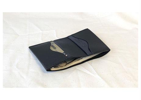 "Semi-custom made item ""Card case with paper money pocket"""