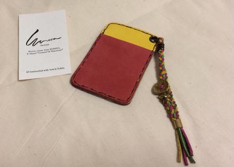 "Semi-custom made item ""card holder"""