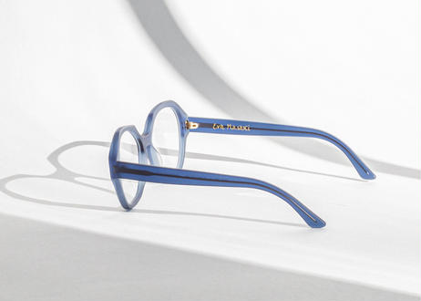 001 Optical Indigo