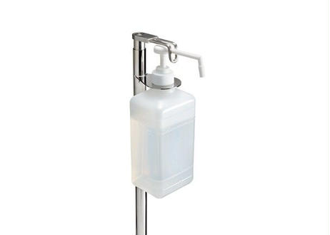 消毒液スタンド(HS-D1)