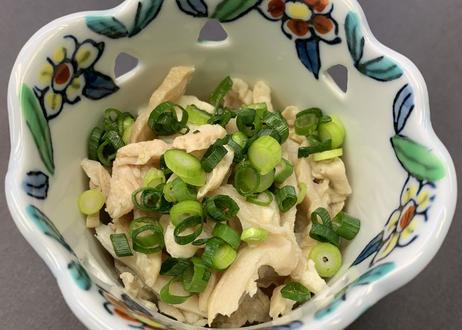 酢モツ+自家製無添加柚子胡椒(30g)+ポン酢
