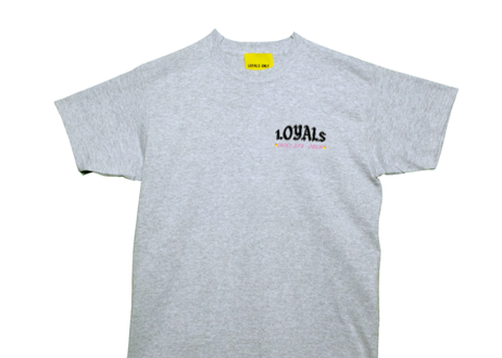 LOYALS ONLY ( ロイヤルズ オンリー )  HOTLINE heather grey