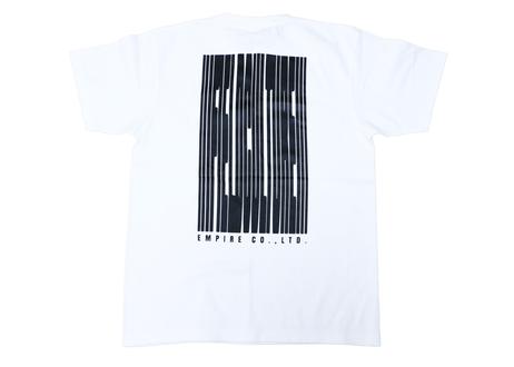 バックBラベルTシャツ