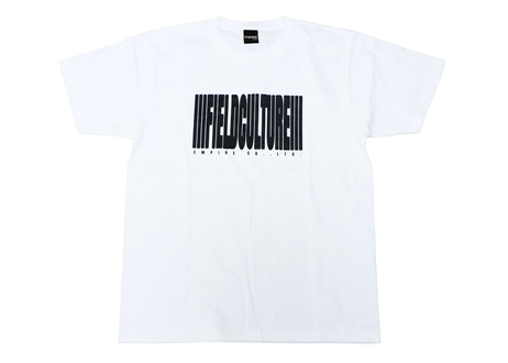 フロントBラベルTシャツ