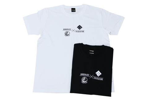 BORDERLESS Tシャツ