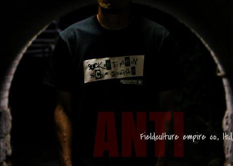 ANTI-Tシャツ
