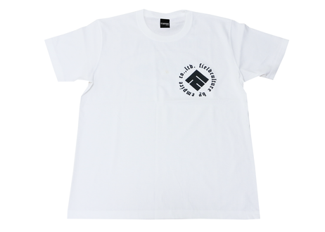 Rough-W Tシャツ