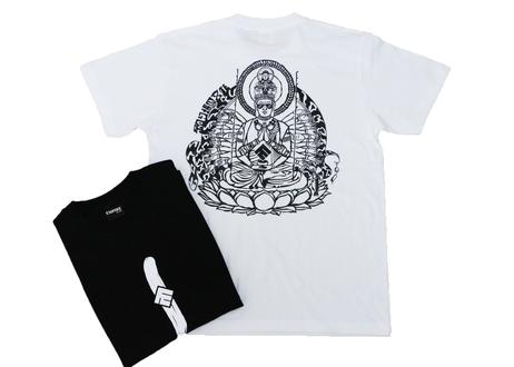 【限定びじあるデザイン】千手観音Tシャツ 8月中旬〜下旬発送予定