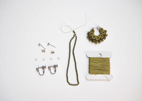 hoop-L pierce 材料set