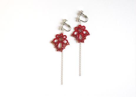 leaf-01 / red