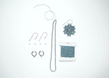 round-S pierce 材料set