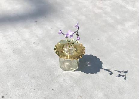 87accessoryお散歩花瓶(レース)