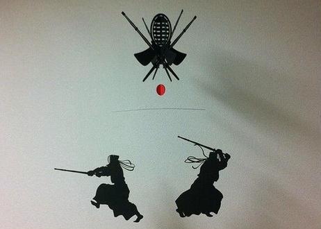 モビール「剣道」