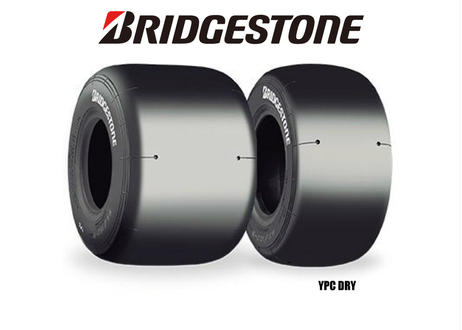 Bridgestone Racing KART  YPC Dry