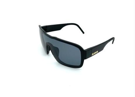 SuperLiveFIT Black/Smoke polarize 偏光レンズ