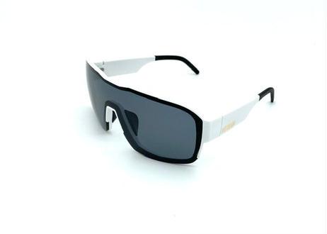 SuperLiveFIT White/Smoke polarize 偏光レンズ