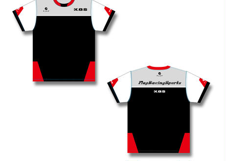 FlapRacingSports Dry Tシャツ