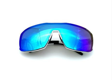 SuperLiveFIT White/blue mirror