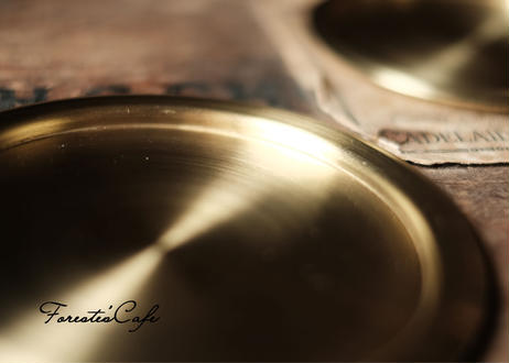 BRASS PLATE  SML3枚セット  (送料無料)
