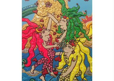 パラダイス界・エメラルドの虹