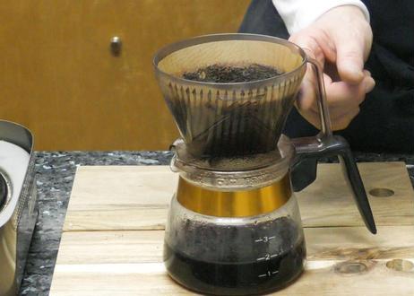 コーヒー・紅茶の淹れ方基礎講座