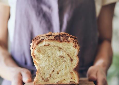 【10月限定!】秋のプレミアム食パン「蜜芋&蜜りんご」種子島産安納芋の贅沢な味わい