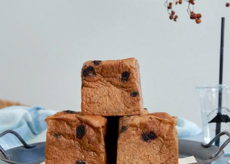 【あのコーヒー食パンがリニューアル】モカパンキャレ:コロンと愛らしいキューブ型のコーヒーパン