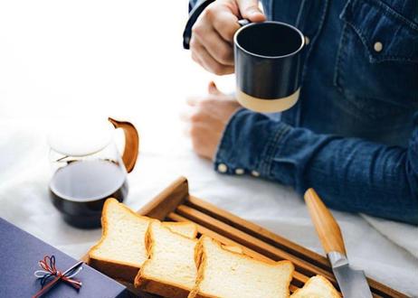 【ギフトボックス入り】究極の最高級食パン『 ふじ森』|  1斤半/約19cm
