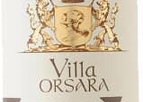 爽やかなマンダリンオレンジの香り!Villa ORSARA 有機EXVオリーブオイル【マンダリン】