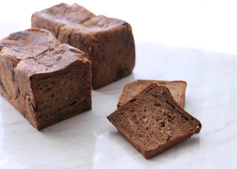 ★めざましテレビで紹介★【チョコ食】『 プレミアムショコラ』|  約20cm 1斤半:そのまま食べてもトーストしてもどちらでもお好みで♪